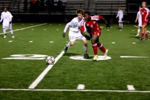 Boys' soccer heads to section finals