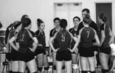 Girls' head volleyball coach resigns