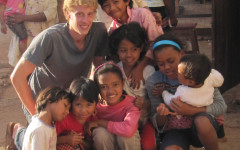 Peace Corps interests students