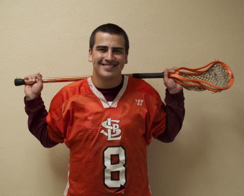 Meet the athlete: senior Carlos Siguenza