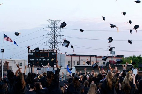 The end of high school is just the beginning of a life ahead
