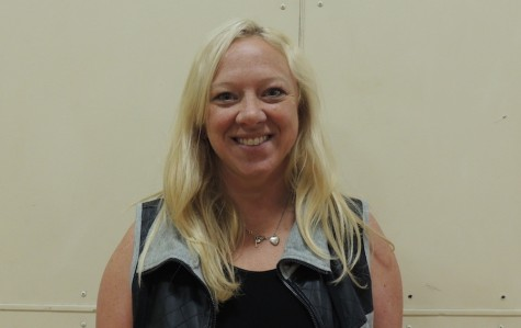 New volleyball coach sets the team up for success