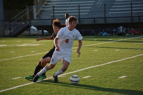 Boys' soccer team kicks off new season