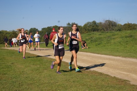 Cross country wraps up with sections on the way