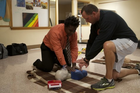 CPR certification moved to senior curriculum