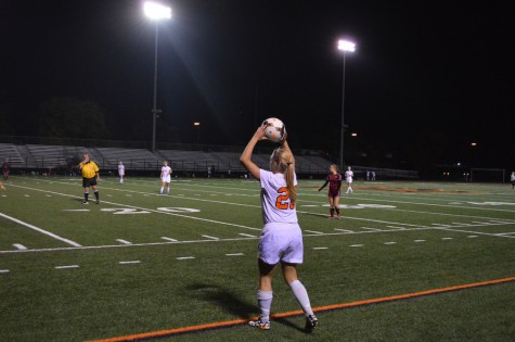 Girls' soccer wraps up season