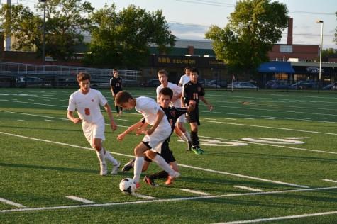 Boys' soccer refocuses efforts