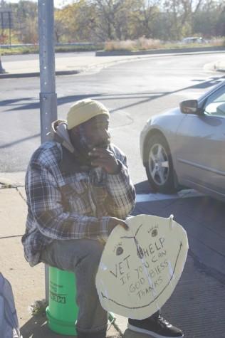 Program discourages panhandling
