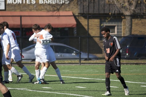 Boys' varsity soccer gearing up for section finals