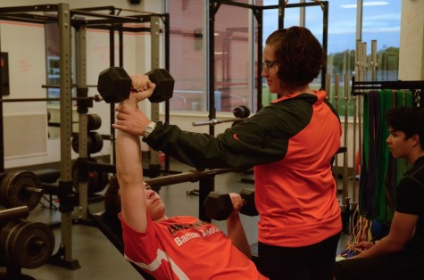Strength program outgrows weight room
