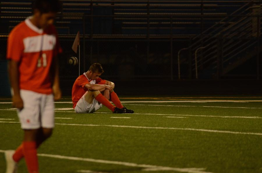 Boys' soccer loses in section finals