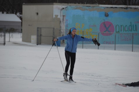 Nordic starts practice early