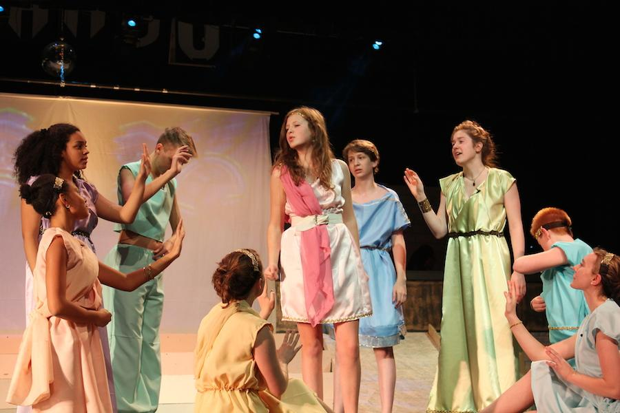 Musical pokes fun at classic movie