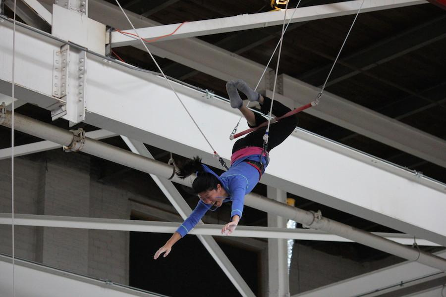 Flying Trapeze transcends fear