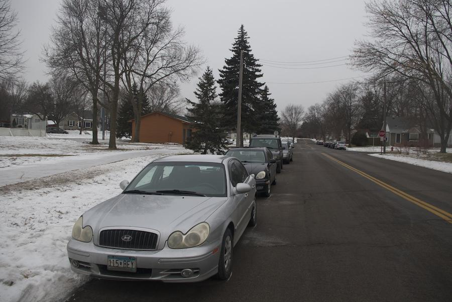 City's winter parking restrictions revised