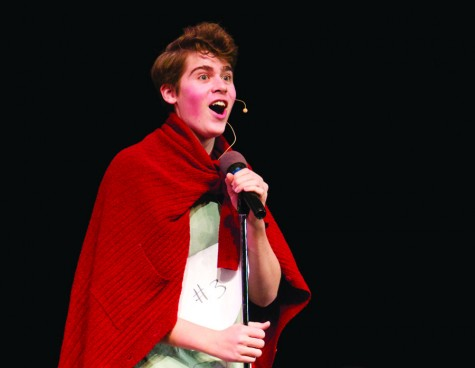 Theater produces interactive performance