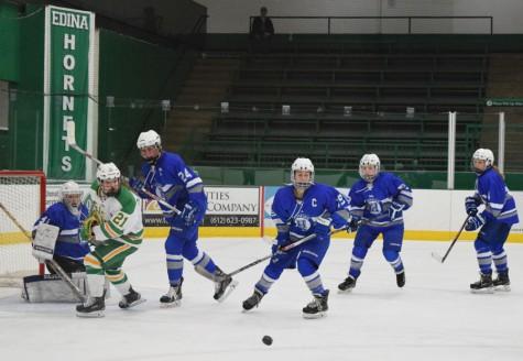 Girls' hockey beats Benilde