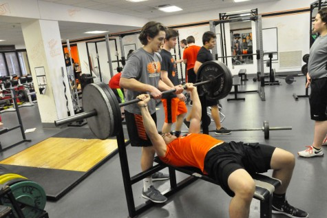 Strength and conditioning gears up for heavy problems