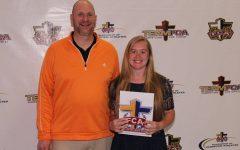 Softball and soccer player wins Influence Award