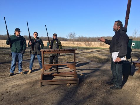 Trap team keeps eyes on State competition