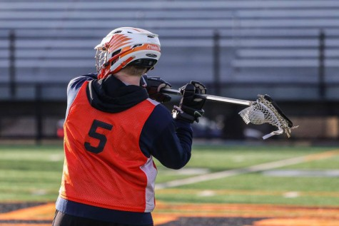Boys' lacrosse prepares for opening game