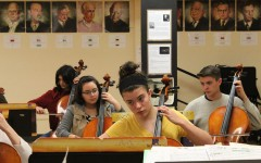 Musicians prepare  for regional solo event