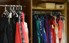 Dress closet offers free formalwear
