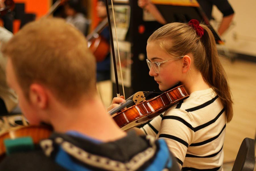 Orchestra travels to New York
