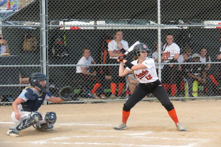 Girls' softball prepares offense for Sections