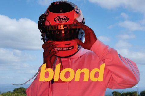 Frank Ocean's 'Blonde' thrives in uncertainty