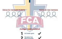 Interested in joining Fellowship of Christian Athletes?