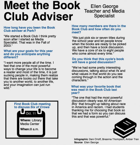 Meet the Book Club Adviser