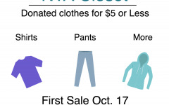 Non-Traditional Academy to sell donated clothing