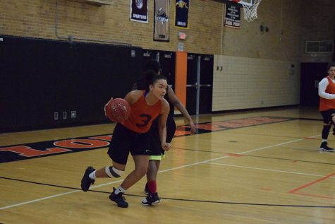 Girls basketball prepares for season