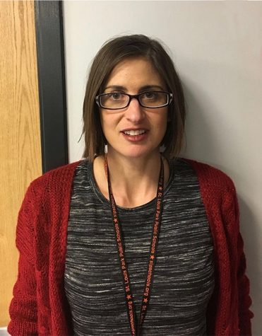 Get to know social studies teacher Sara Cisco