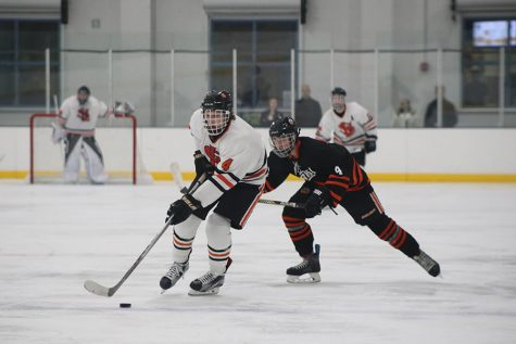 Hockey players nominated for Player of the Week