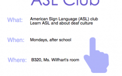 Sophomore introduces American Sign Language club