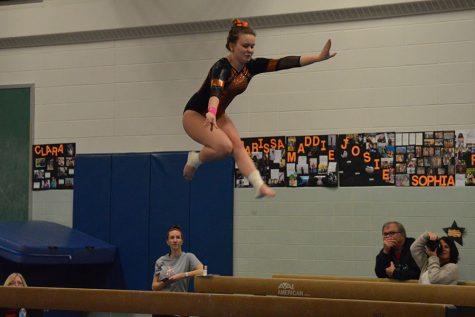 How well do you know the gymnastics team?