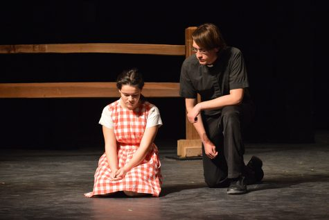 Theater prepares for winter one act