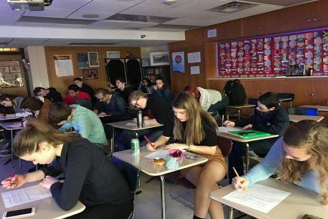 Sophomore educates Feminism Club