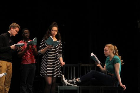 Theater begins 'Sense and Sensibility' rehearsals