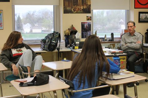 Classes ramp up in preparation