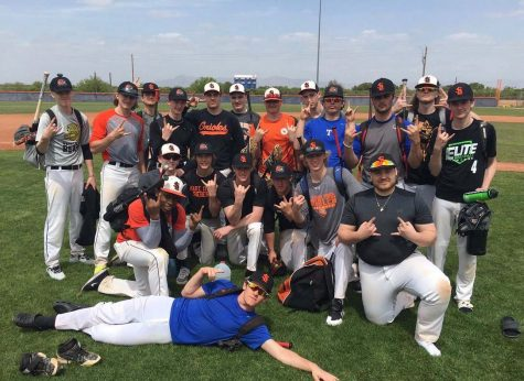 Baseball trip creates spring training experience