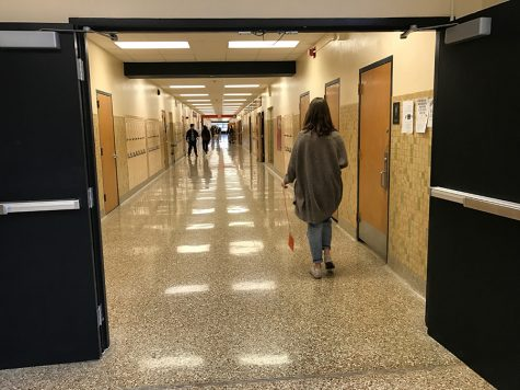 Hallway sweeps continue to enforce pass policy