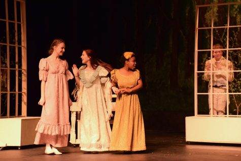 Theater successfully concludes final production
