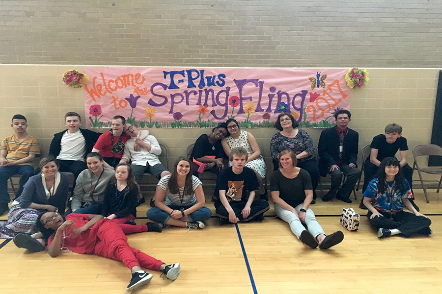 Transition Plus hosts spring dance