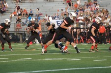 Park football sets sights on Homecoming win