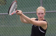 Girls' tennis looks to young talent for boost