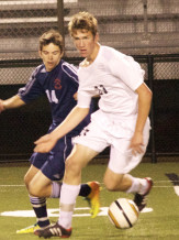 Boys' soccer ends positively
