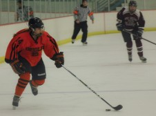 Girls' hockey opens season